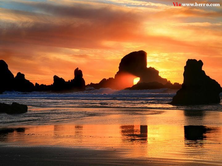 beautiful sunset beach photo - photo #27
